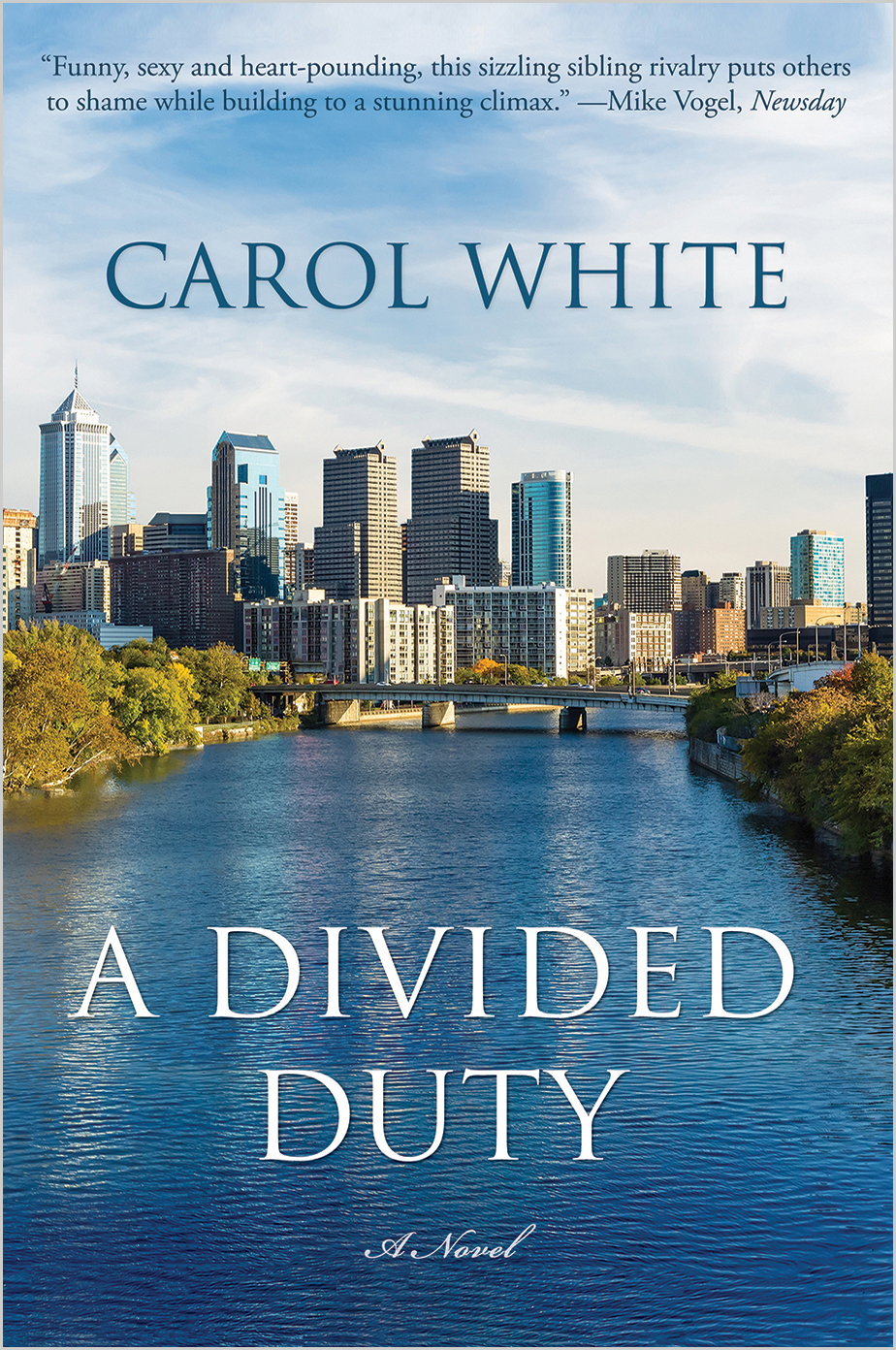 A Divided Duty by Carol White