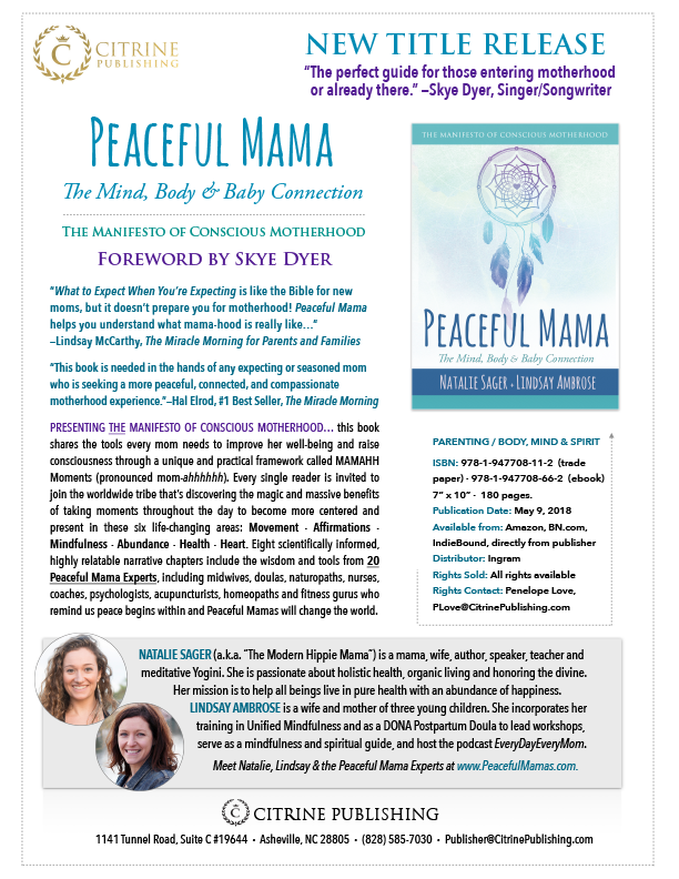 Peaceful Mama: The Mind, Body and Baby Connection